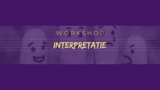 HEADER workshop interpretatie